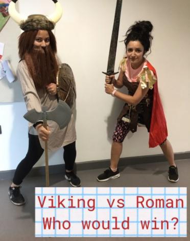 Viking heritage in Britain