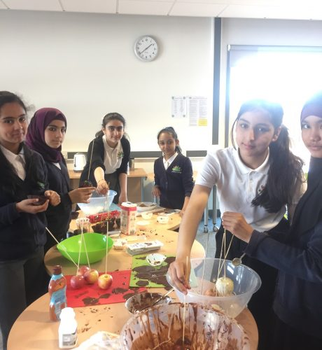 Y6 Bake off for Islamic relief