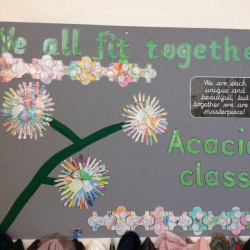 Acacia Class