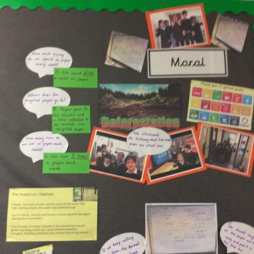 Aspirations week Moral