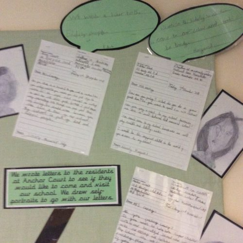 Aspirations week - Respect for the Elderly (2)