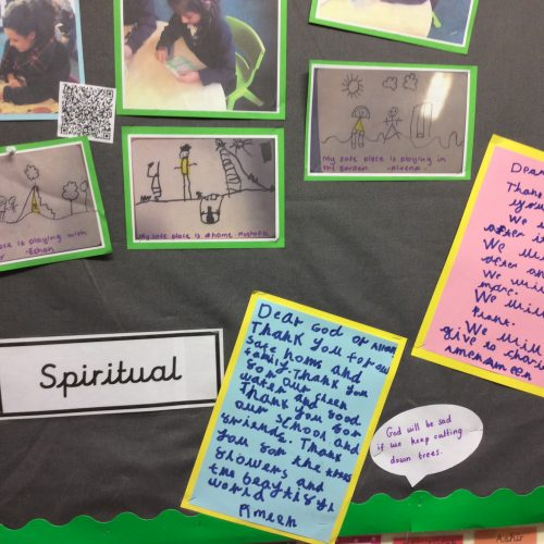Aspirations week Spiritual