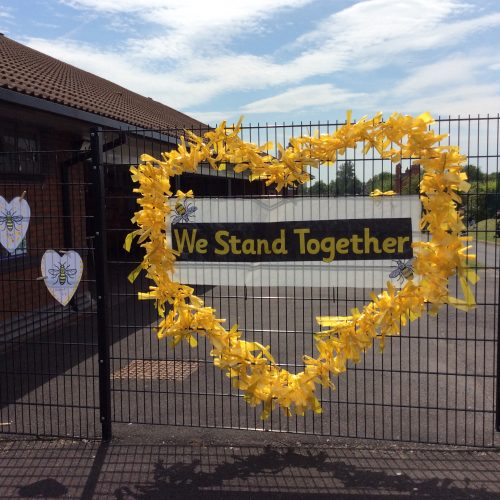 Commemorating the Manchester Arena Bombing
